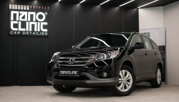 Honda CRV- NanoClinic.pl