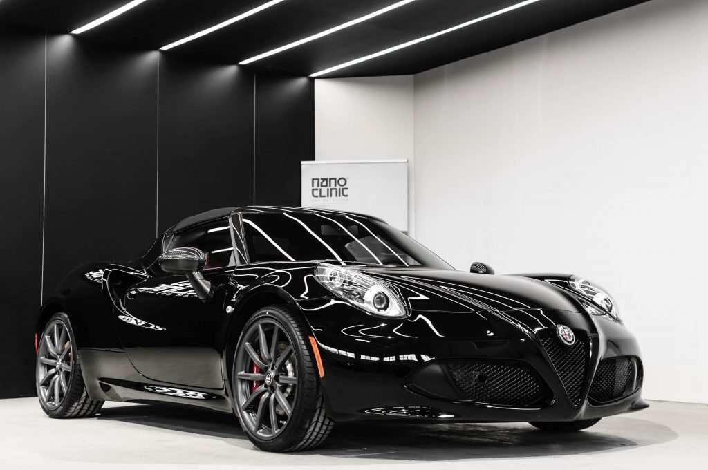 NanoClinic - Auto Detailing Olsztyn - Alfa Romeo 4C