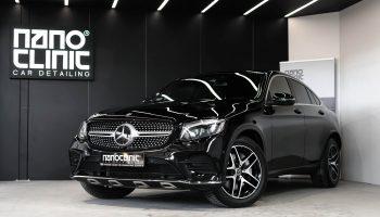 NanoClinic - Auto Detailing Olsztyn - Mercedes GLC