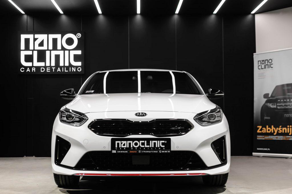 NanoClinic - Auto Detailing Olsztyn - Kia ProCeed GT